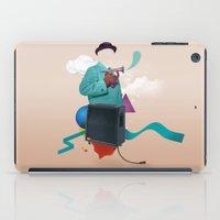 ILOVEMUSIC #2 iPad Case