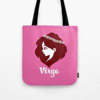 Virgo: the Virgin Tote Bag