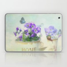 lovely spring Laptop & iPad Skin