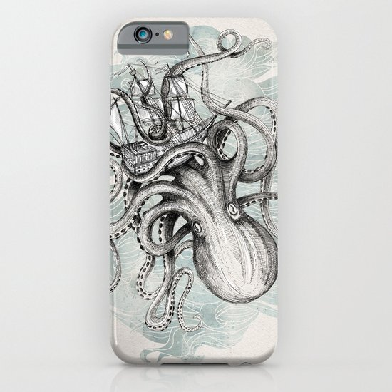 The Baltic Sea iPhone & iPod Case