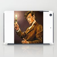 The Eleventh Doctor iPad Case
