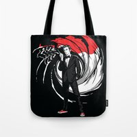 The Doctor 010 Tote Bag
