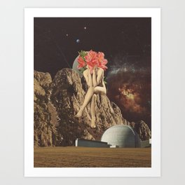Art Print - A New Life II - TRASH RIOT