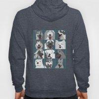Dogs Vertical Hoody