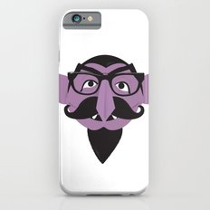 Hipster Count Slim Case iPhone 6s