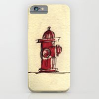 iPhone & iPod Case featuring Fire Starter by GetNaked