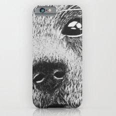 Cavalier puppy iPhone 6 Slim Case
