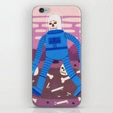 Sad Spaceman  iPhone & iPod Skin