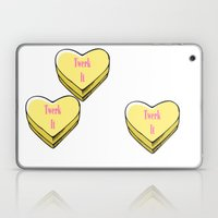 TWERK CANDY HEART Laptop & iPad Skin