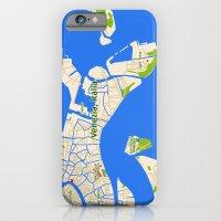 Venice Italy Map Design … iPhone 6 Slim Case