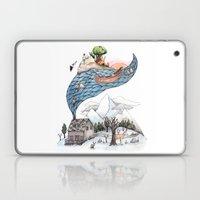 Invincible Summer Laptop & iPad Skin