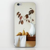 iPhone & iPod Skin featuring Autumn Tableau by Colleen Farrell