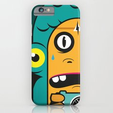 Danger at the moment of the click iPhone 6s Slim Case