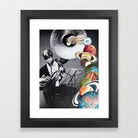 DMT Elf Framed Art Print