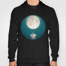 moon bunnies Hoody