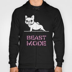 Beast Mode Frenchie Hoody