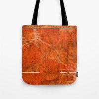 Orange Mood Tote Bag