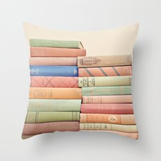 Stacked Gems  Throw Pillow