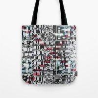 Part Wash (P/D3 Glitch C… Tote Bag