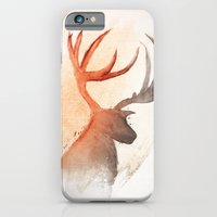 iPhone & iPod Case featuring Sunlight Deer by Roma