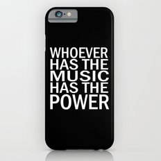 The Power of Music iPhone 6s Slim Case