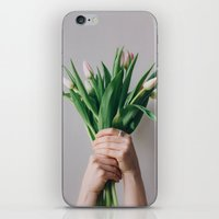 Yay Tulips! iPhone & iPod Skin