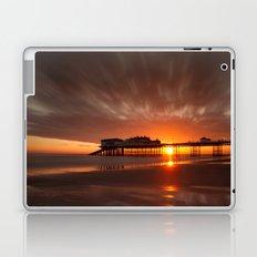 Cromer Pier Sunrise Laptop & iPad Skin