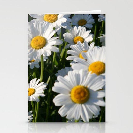 Daisy Love Stationery Card