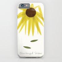 Blackeyed Susan Modern Botanical iPhone 6 Slim Case