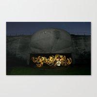 Erin Eisenhower Canvas Print