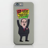 God Hates Doritos iPhone 6 Slim Case
