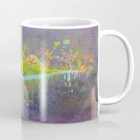Aeolus 's flying island Mug