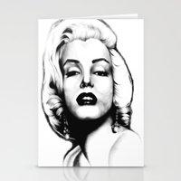 Marilyn Monroe Stationery Cards