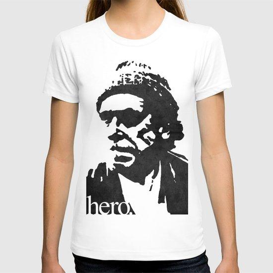 Charles Bukowski - hero. T-shirt