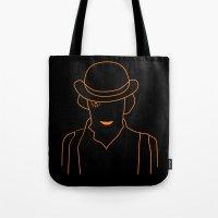 Mr. DeLarge Tote Bag