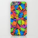 Tetrisaurus iPhone & iPod Case
