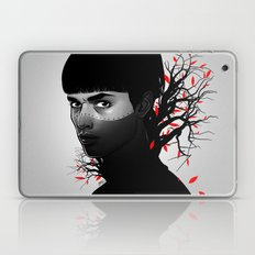 Black & Red Laptop & iPad Skin