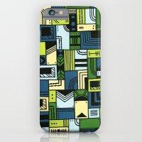 iPhone & iPod Case featuring Saturdaze by Nick Villalva