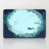 Dive Deep iPad Case