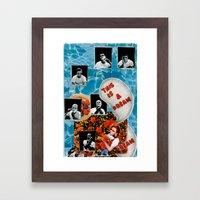 This is a Dream Framed Art Print