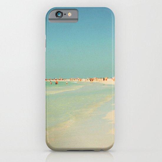 Siesta #3 iPhone & iPod Case