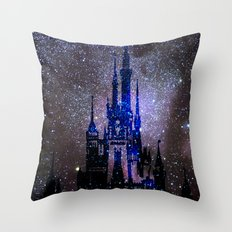 Fantasy Disney Throw Pillow