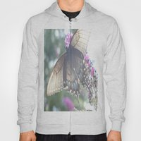 Sheer Butterfly Hoody