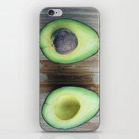 Make Me Some Guac iPhone & iPod Skin