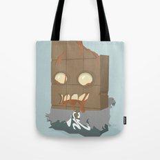 Zombie Crunch Bar Tote Bag