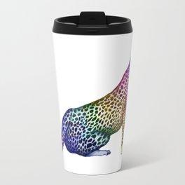 Travel Mug - Rainbow Spots - ECMazur