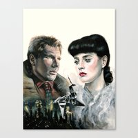 It's Too Bad She Won't Live Canvas Print