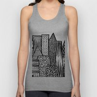 Where Are You Today? Unisex Tank Top