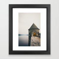 Saville Framed Art Print