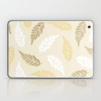 Fern Fronds Laptop & iPad Skin